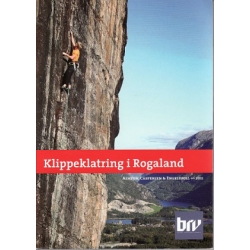 Klippeklatring i Rogaland (Norway)