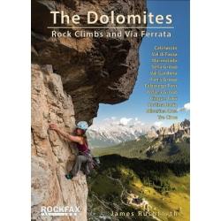 The Dolomites Rockfax Rock...