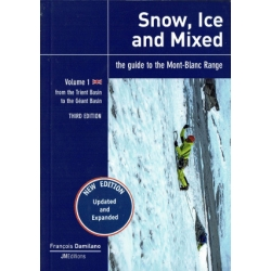 Snow, Ice and Mixed, Mt Blanc range vol1