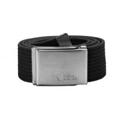 Canvas Belt - Black