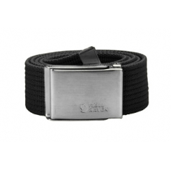 Canvas Belt - Black