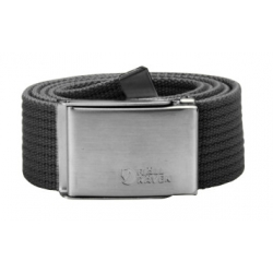 Canvas Belt - Dark Grey
