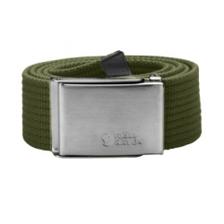 Canvas Belt - Green