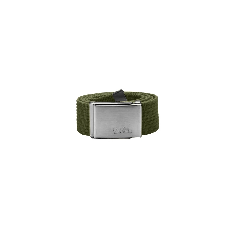 Canvas Belt - Green