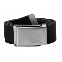 Merano Canvas Belt - Black