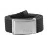 Merano Canvas Belt - Dark Grey