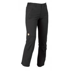 W Oulu Trousers - Black