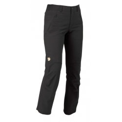 W Oulu Trousers - Black