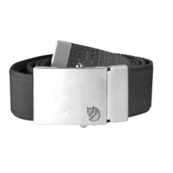 Canvas Money Belt - Dark Grey