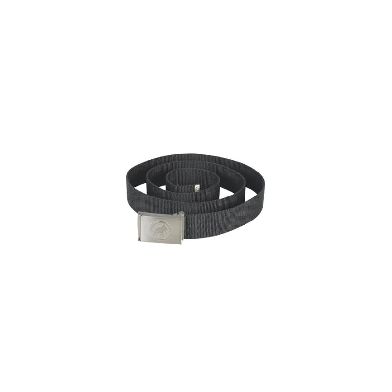 Logo Belt - Black