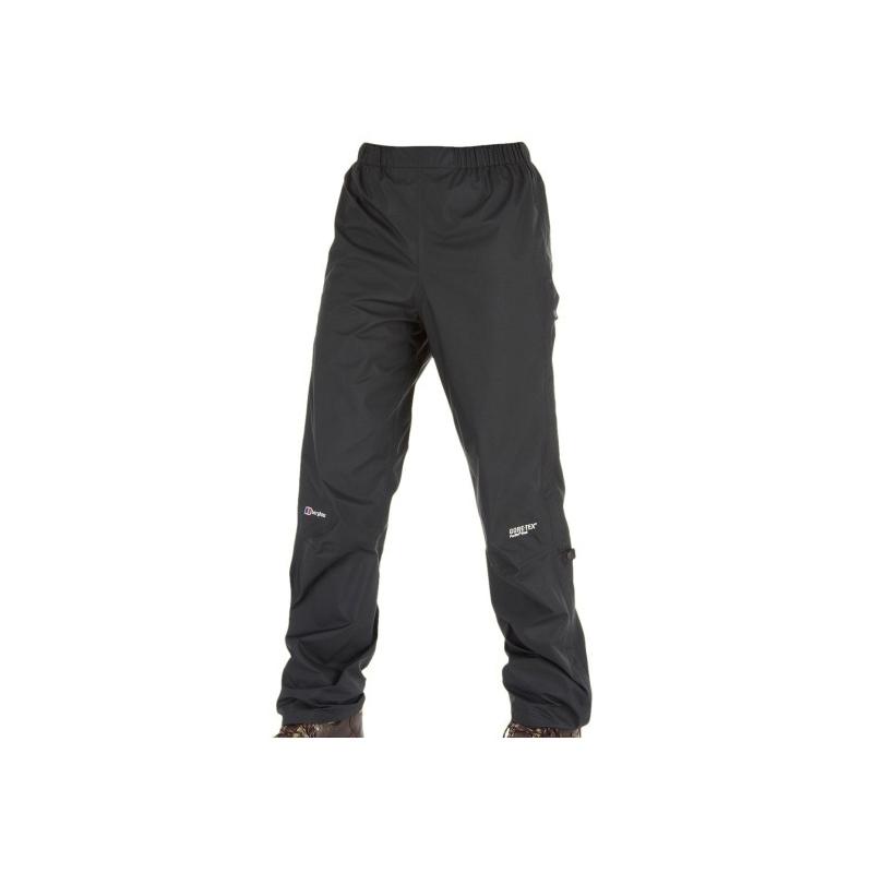 W Paclite Trousers - Black