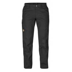 W Karla Pro Trousers Curved - Dark Grey