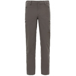 Exploration Pant - Weimaraner Brown