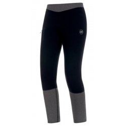 W Aconcagua ML Tights - Black/Melange