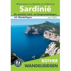 Sardinië - 63 wandelingen met GPS