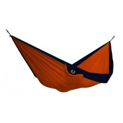 Hamac Single - Orange / Navy