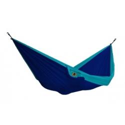 Hamac Single - Royal Blue/Turquoise