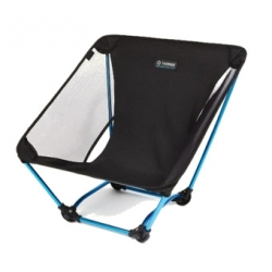 Ground Chair - Black/Blue