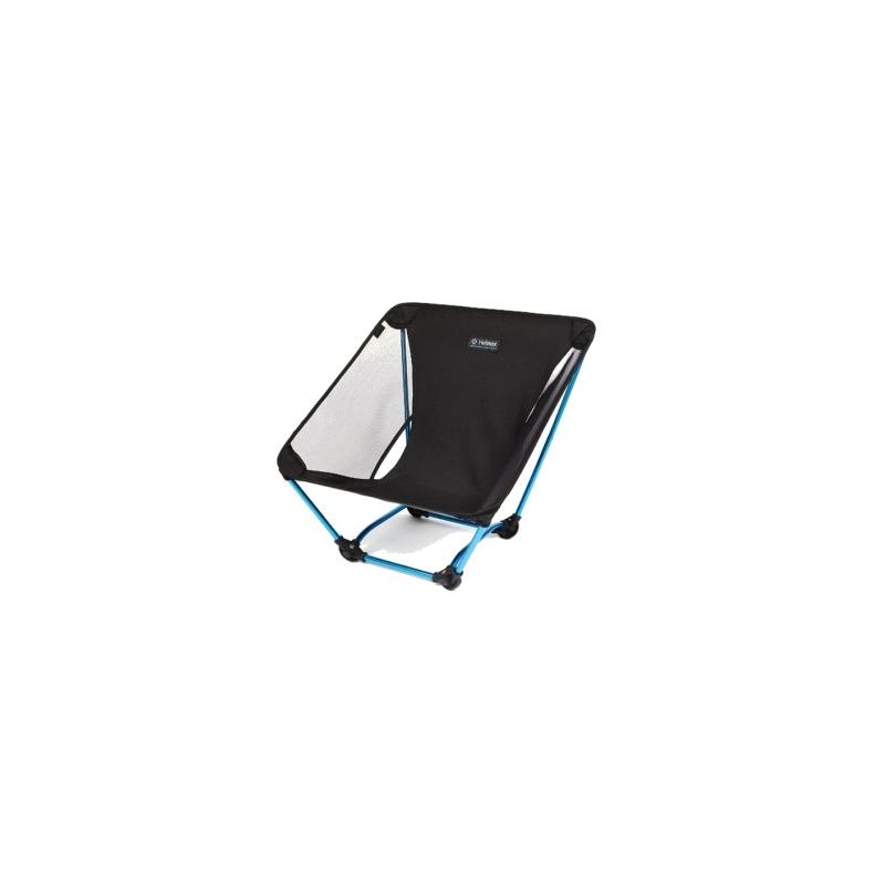 Ground Chair - Black/Blue