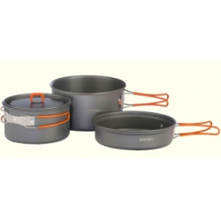 Adventure Hard-Anodised Cook Kit