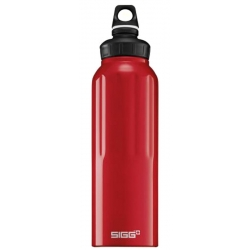 Wide Mouth Traveller Red 1.5L
