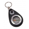 Keychain Compass + Thermometer