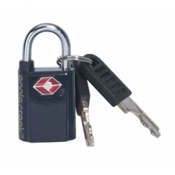 Mini Key TSA Lock - Graphite