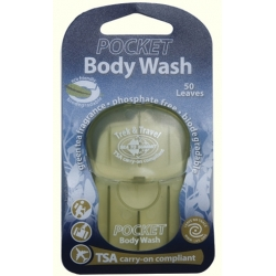 Pocket Body Wash Soap