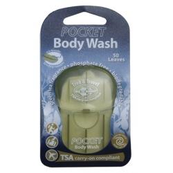Pocket Body Wash Soap