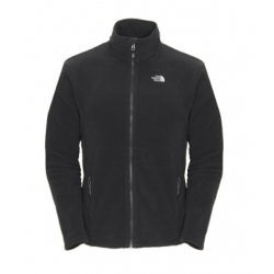 100 Glacier Full Zip - TNF Black