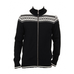 W Hemsedal Jacket - Black/Off White