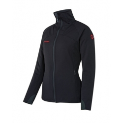 W Ultimate Jacket - Black