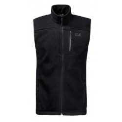 Thunder Bay Vest - Black