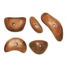 Wood Grips 5 Pack