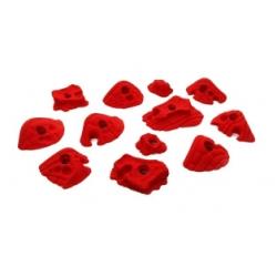 Holds set Medium - Red