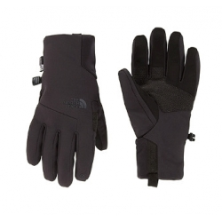 W Apex + Etip Glove - TNF Black