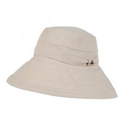 Andrea Sun Hat - Stone