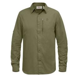 Abisko Hike Shirt LS - Savanna