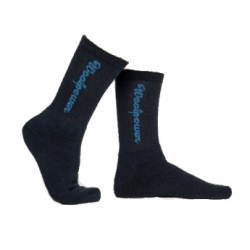 Socks 400 - Black