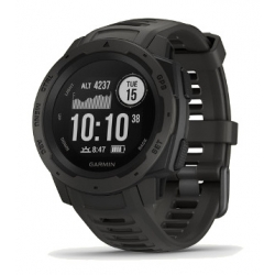 GPS Watch Instinct - Graphite recup/beba