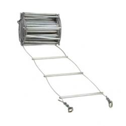 Ladder Metal 5m - 12cm