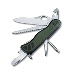 Swiss Soldier′s Knife -Green 0.8461.MWCH