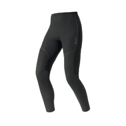 W Pant Long X-Warm - Black