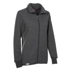 Full Zip Jacket - Grey