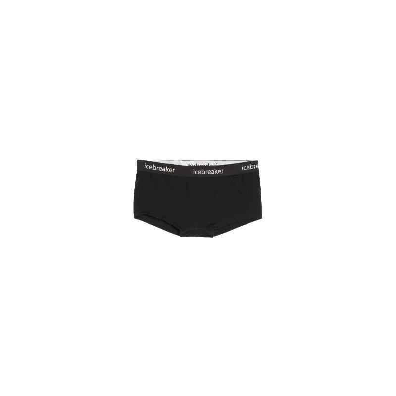 W Sprite Hot Pants - Black/Black