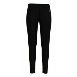 W Merino Warm Pants - Black