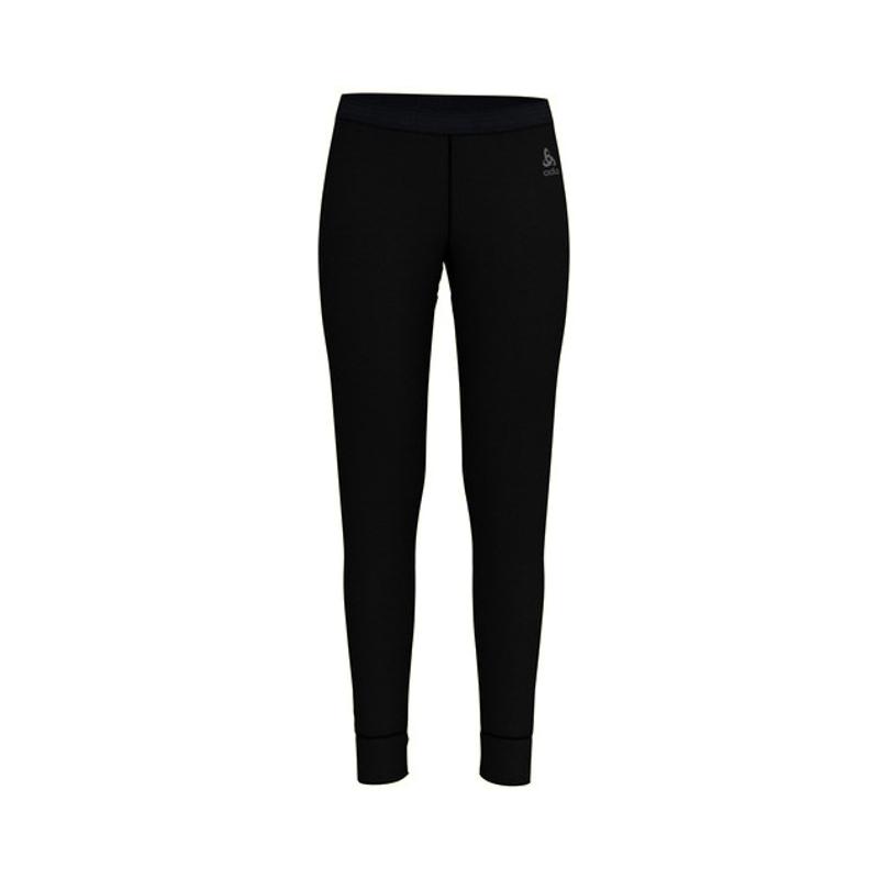 W Merino Warm Pants - Black
