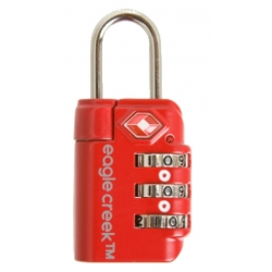 TSA Travel Safe Lock - Orange