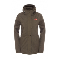 W Inlux Insulated Jacket - NewTaupeGreen