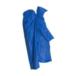 Rugzakponcho - Blauw